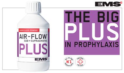 Nowy piasek Air-Flow®Plus