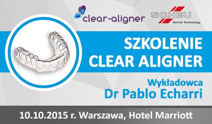 Clear Aligner- alternatywa dla aparatów stałych