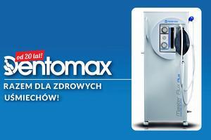 Dentomax ma 20 lat! Świętuj razem z firmą na CEDE!