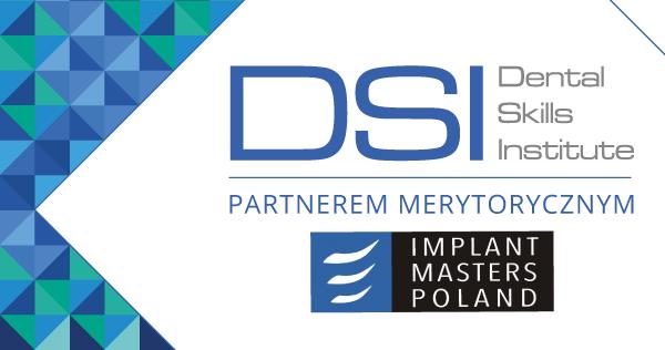 Dental Skills Institute partnerem Implant Masters Poland