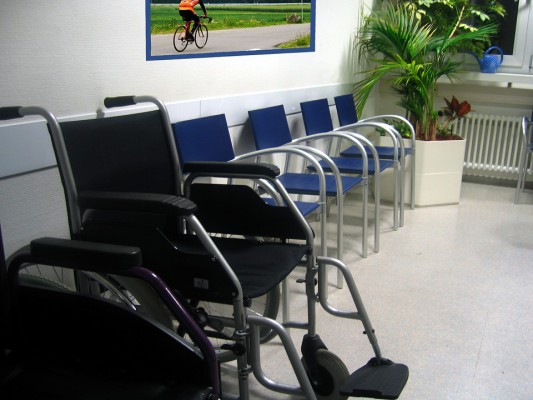 Konieczna poprawa opieki nad osobami niepełnosprawnymi