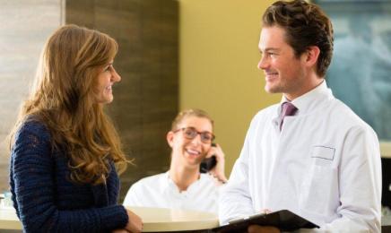 5 zasad współpracy z pacjentem