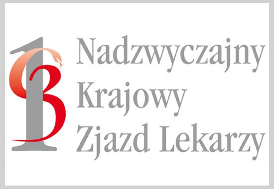 XIII Nadzwyczajny Krajowy Zjazd Lekarzy w maju w Warszawie