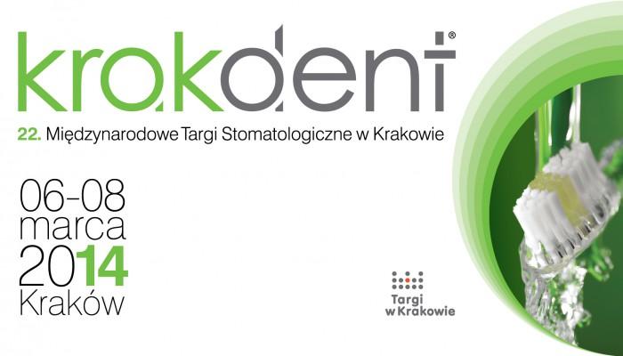 22. Międzynarodowe Targi Stomatologiczne Krakdent® już za miesiąc!
