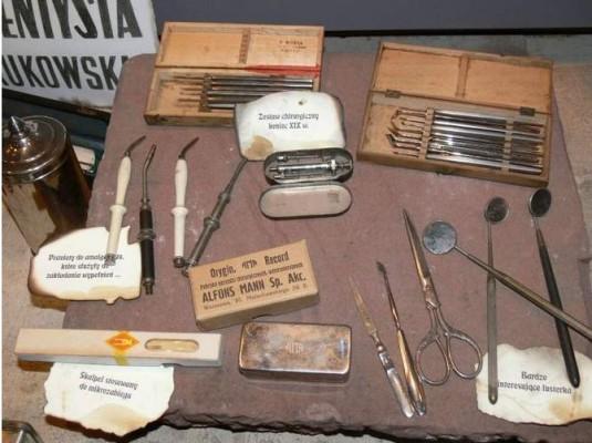 Muzeum Stomatologii czynne do końca wakacji