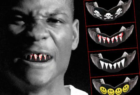 Ochraniacz na zęby za 25 tys. dolarów