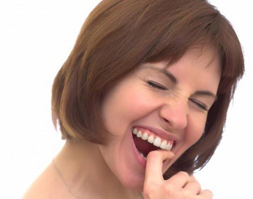 Wybielanie zębów w przerwie między zakupami