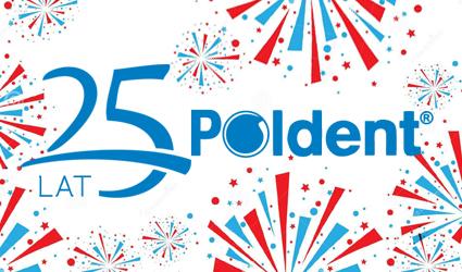 25 lat firmy Poldent