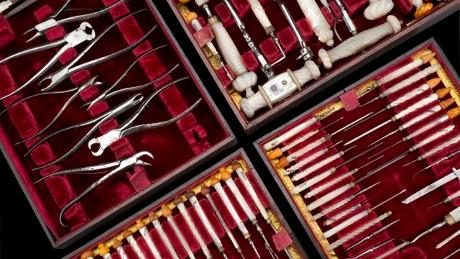 Dawne narzędzia dentystyczne – jak z horroru