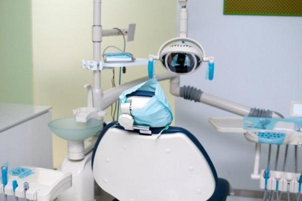 Unit stomatologiczny – kontrola filtrów