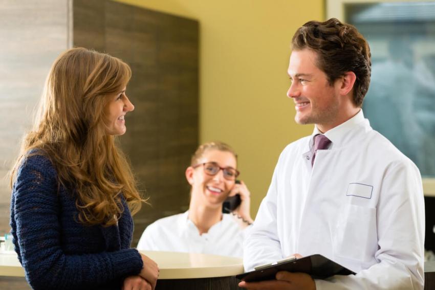 Problemy komunikacyjne w gabinecie stomatologicznym