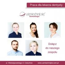 Praca dla lekarza dentysty – Stomatologia Uśmiechnij się