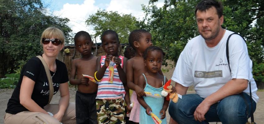 Namibia: a w bagażu 11 kg kleszczy…