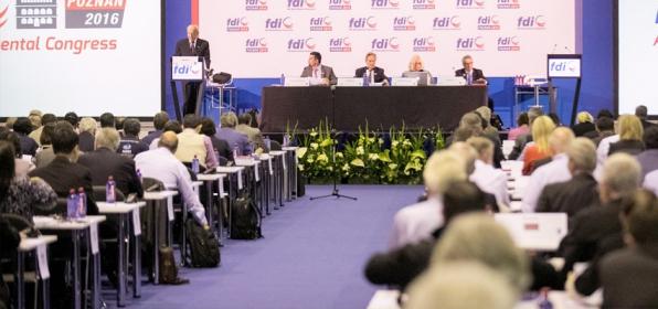 Kongres FDI 2016 Poznań – 16 tys. osób ze 152 państw