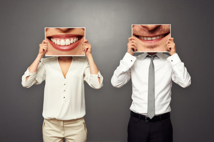 Wewnątrzpochodne przyczyny przebarwień zębów – klasyfikacja