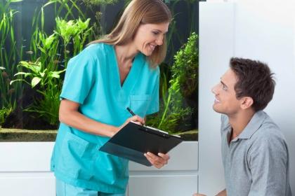 Zdrowy kręgosłup u asysty stomatologicznej