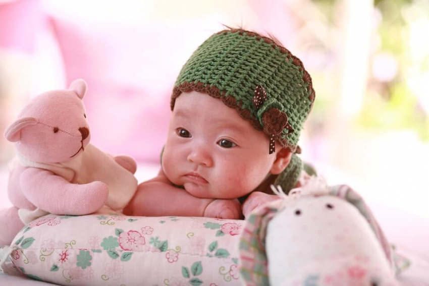 Szczoteczka dla niemowląt – czym powinna się wyróżniać?