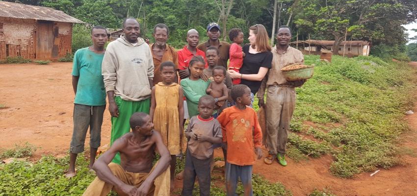 Dentysta w Republice Środkowoafrykańskiej?