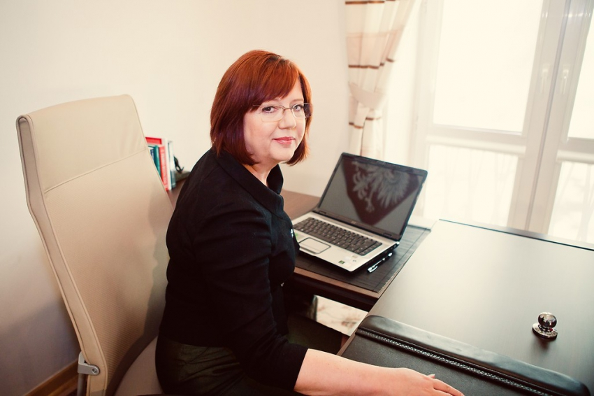Rzecznik Praw Pacjenta Krystyna Kozłowska odwołana ze stanowiska