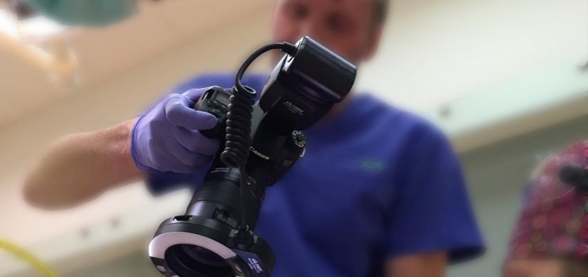 Fotografia ważnym elementem badania stomatologicznego