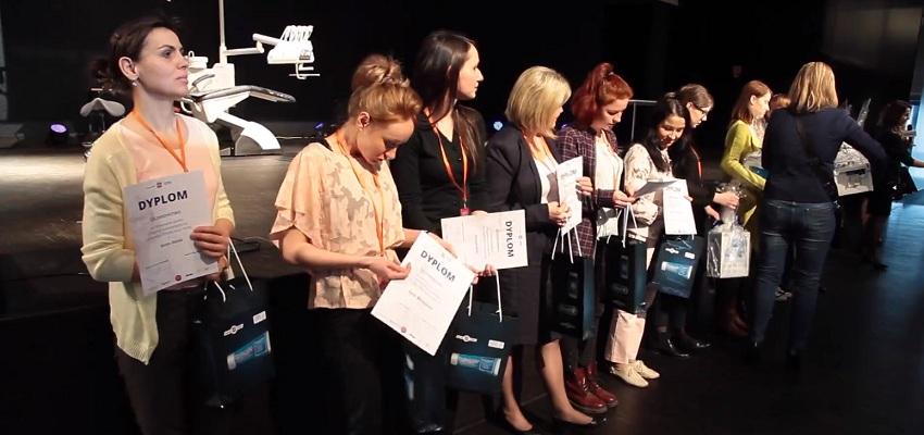 Finał ogólnopolskiej olimpiady higienistek stomatologicznych [VIDEO]