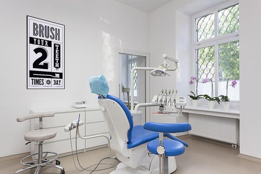 Fototapety i plakaty do gabinetu dentystycznego oraz poczekalni