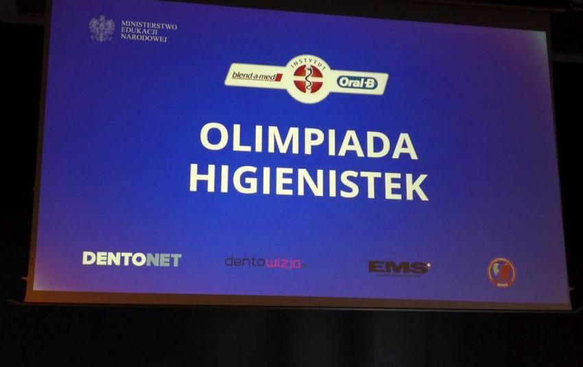 III olimpiada dla higienistek stomatologicznych rozstrzygnięta!