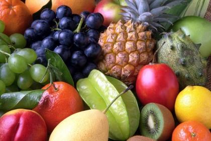 Świeże owoce na zdrowe zęby?