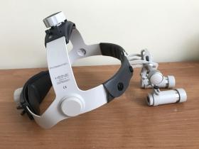 Lupa okularowa Heine HRP 4x