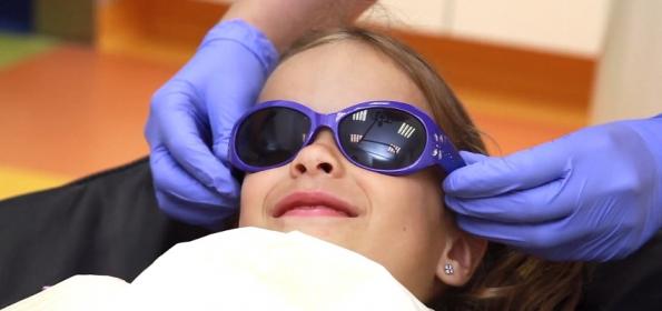 Dziecko u higienistki stomatologicznej