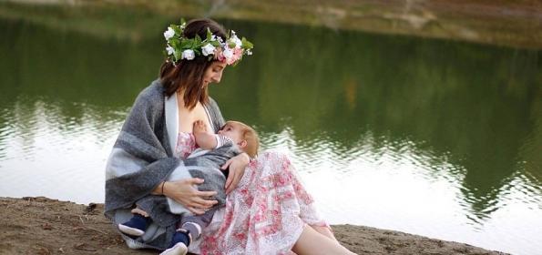 Karmienie piersią a próchnica dzieci