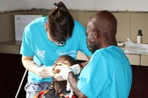 skaling Dentysta Afryka