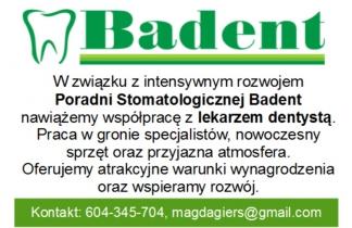 Praca dla lekarza - Wrocław