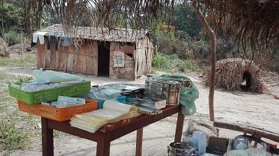 wioski Dentysta Afryka
