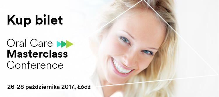 3M Oral Care Masterclass Conference – kup bilet już teraz!