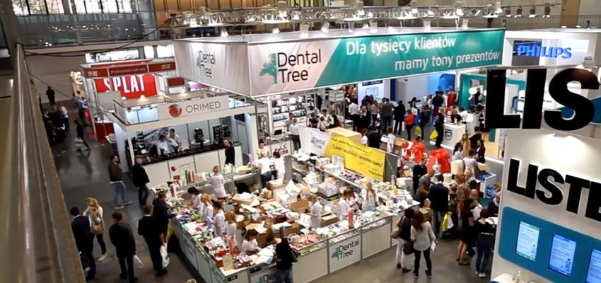 Firma Dental Tree na targach stomatologicznych CEDE 2017
