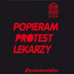 popieram protest lekarzy - Dentonet.pl