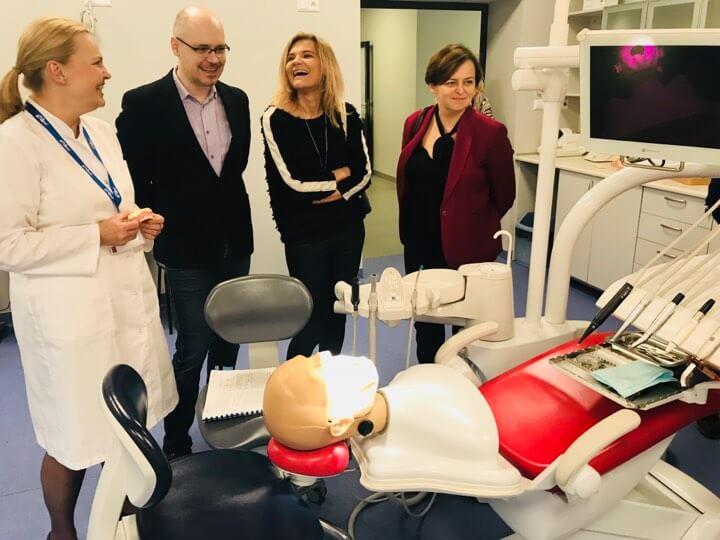 UMB: Centrum Symulacji Medycznych uroczyście otwarte