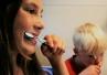 Połowa dzieci kłamie na temat mycia zębów