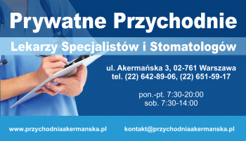 Zatrudnię ortodontę - Warszawa Mokotów