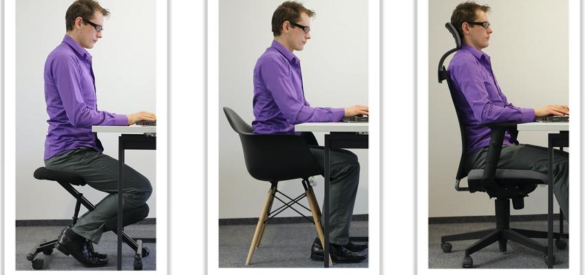 Ergonomia pracy siedzącej