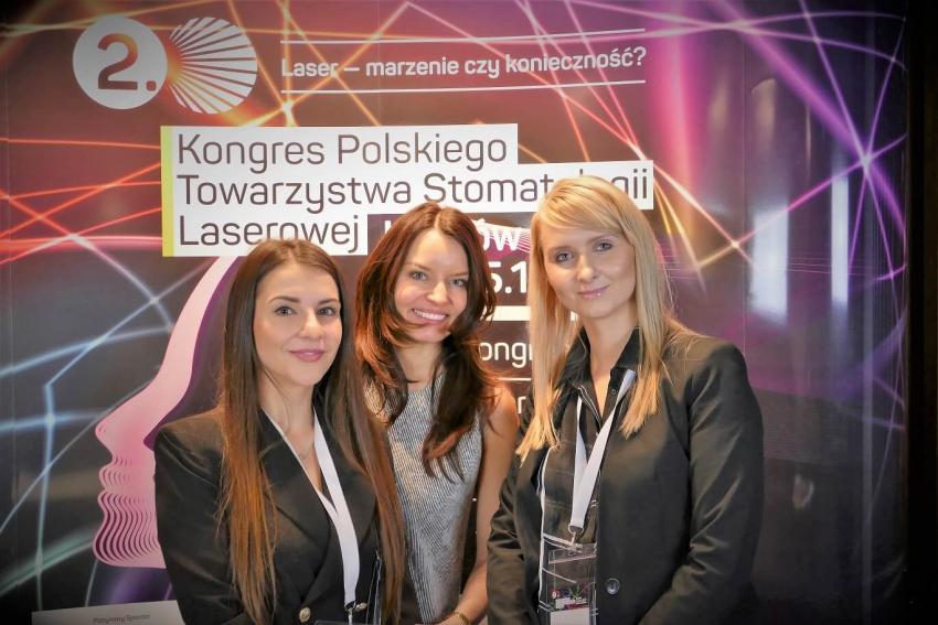 2. Kongres Polskiego Towarzystwa Stomatologii Laserowej – misja wykonana