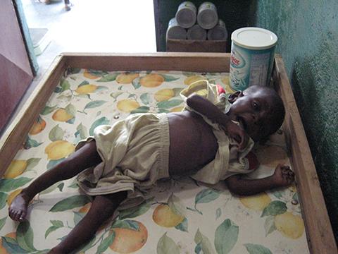 Puszka dla Maluszka Dentysta w Afryce
