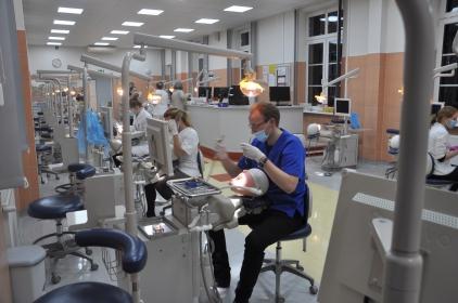 Szczecin: zawody stomatologiczne