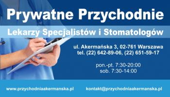 Zatrudnię Stomatologa - Warszawa Mokotów