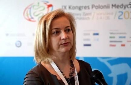 Anna Lella w zespole roboczym resortu zdrowia