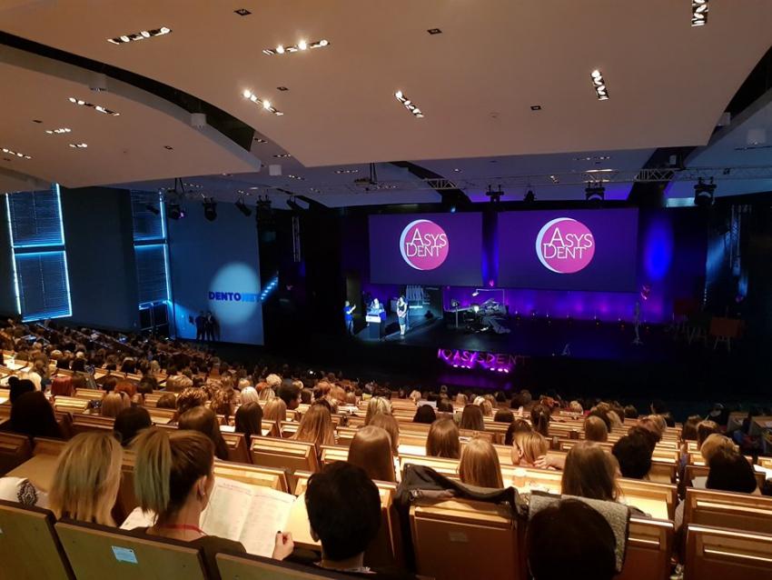 Piąta ogólnopolska konferencja Asysdent oficjalnie otwarta!