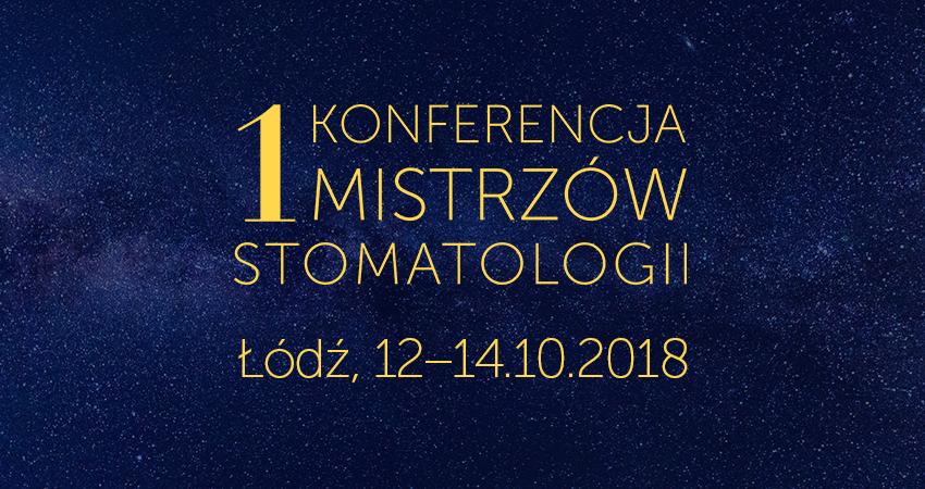 Spotkania praktyków, czyli Konferencja Mistrzów Stomatologii