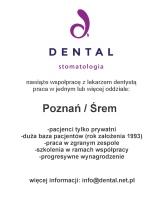 lekarz dentysta - Śrem