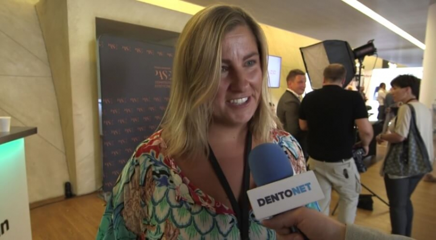 Dorota Stankowska o pracy zespołowej w stomatologii [VIDEO]